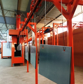 powder-coating-automatic-line