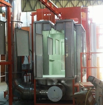automatic-powder-coating-booth