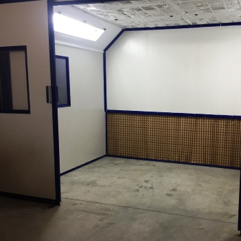 industrial spraybooth